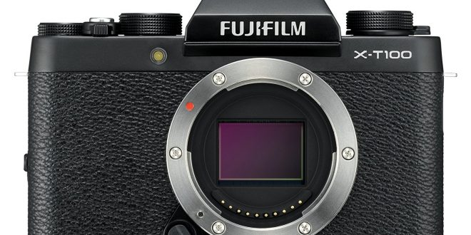 Fuji X-T100 Now Available